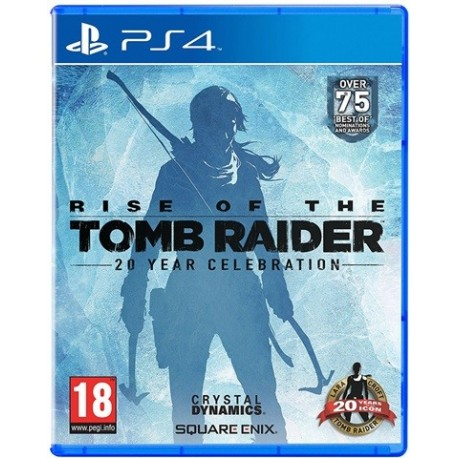 PS4 RISE OF TOMB RAIDER: 20 YEAR CELEBRATION (EU)