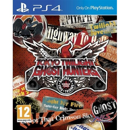 PS4 TOKYO TWILIGHT GHOST HUNTERS: DAYBREAK SPECIAL GIGS (EU)