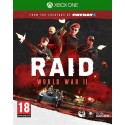 XBOX1 RAID: WORLD WAR II (EU)