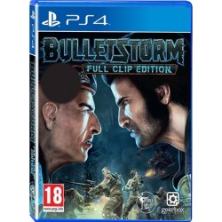 PS4 BULLETSTORM: FULL CLIP EDITION (EU)