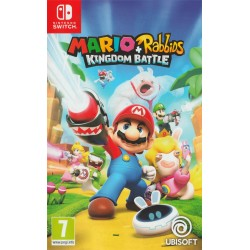 NSW Mario + Rabbids Kingdom Battle (EU)