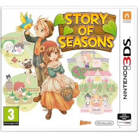 3DS STORY OF SEASONS (EU)