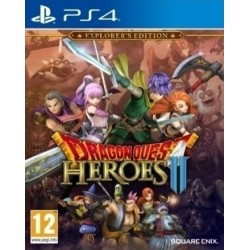 PS4 DRAGON QUEST HEROES II - EXPLORER'S EDITION (EU)