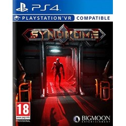 PS4 SYNDROME (PSVR COMPATIBLE) (EU)