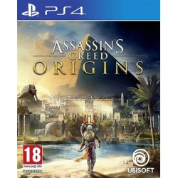 PS4 ASSASSIN'S CREED: ORIGINS (EU)