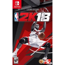 NSW NBA 2K18 - Legend Edition (EU)