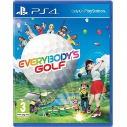 PS4 Everybody's Golf (EU)