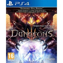 PS4 Dungeons III - Extremely Evil Edition (EU)