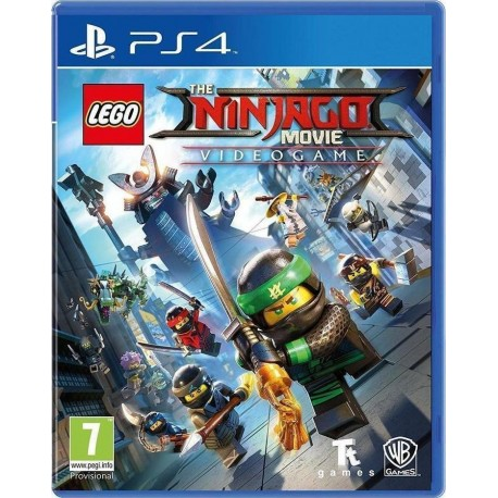 PS4 LEGO The Ninjago Movie: Videogame (EU)