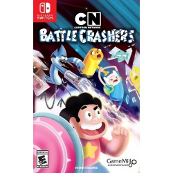 NSW Cartoon Network: Battle Crashers (EU)