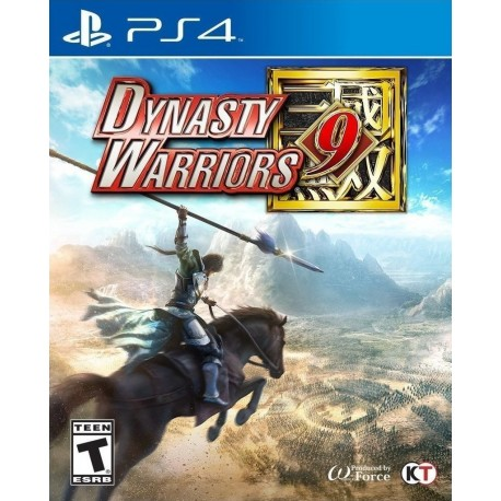 PS4 Dynasty Warriors 9 (EU)
