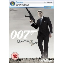 PC 007 - Quantum of Solace (used)