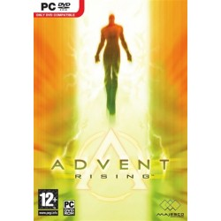 PC Advent Rising (used)