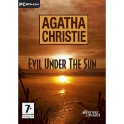 PC Agatha Christie - Evil Under The Sun (used)