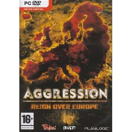 PC Aggression, Reign Over Europe (used)