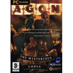 PC Agon - The Mysterious Codex (used)