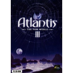 PC Atlantis 3 -The New World (used)