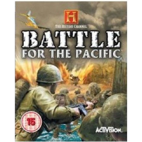 PC Battle for the Pacific (used)