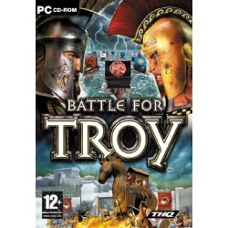PC Battle For Troy (used)