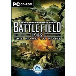 PC Battlefield 1942 - The Road to Rome Expa (used)