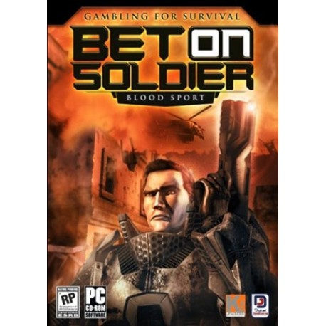 PC Bet On Soldier (used)