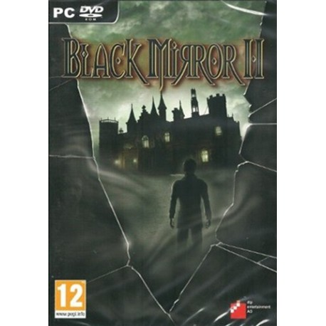PC Black Mirror 2 (used)