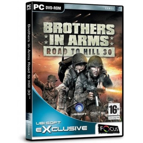 PC Brothers In Arms: Road To Hill 30 (used)