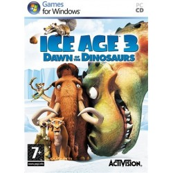 PC Ice Age 3: Dawn Of The Dinosaurs (used)