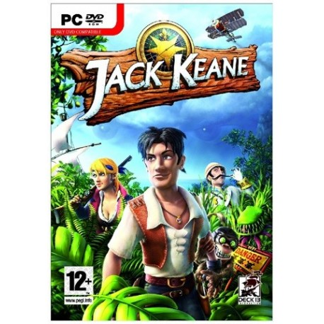 PC Jack keane (used)