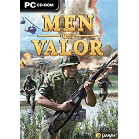 PC Men of Valor (used)