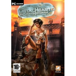 PC Metal Heart Replicants Rampage (used)