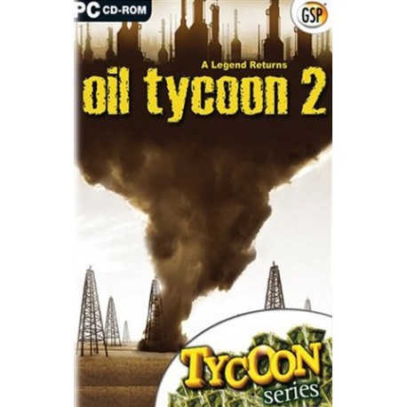 PC Oil Tycoon 2 (used)