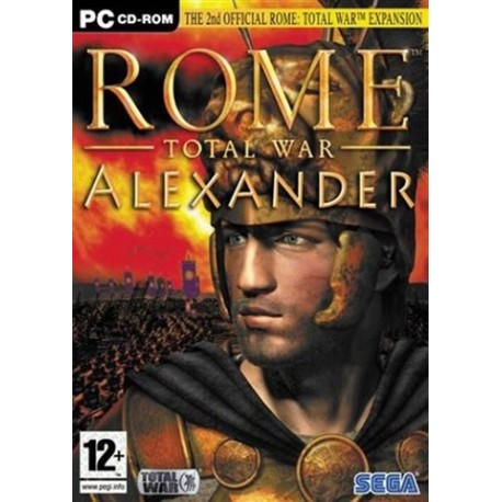 PC Rome Total War - Alexander (used)