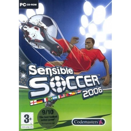 PC Sensible Soccer 2006 (used)