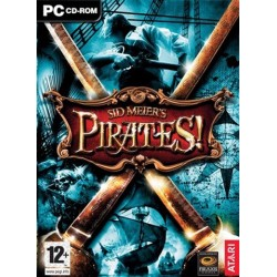 PC Sid Meier's Pirates (used)