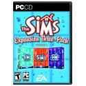 PC Sims, Expansion Three Pack Vol 1 (used)