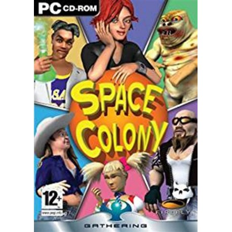 PC Space Colony (used)