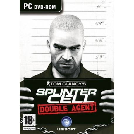 PC Splinter Cell: Double Agent (used)
