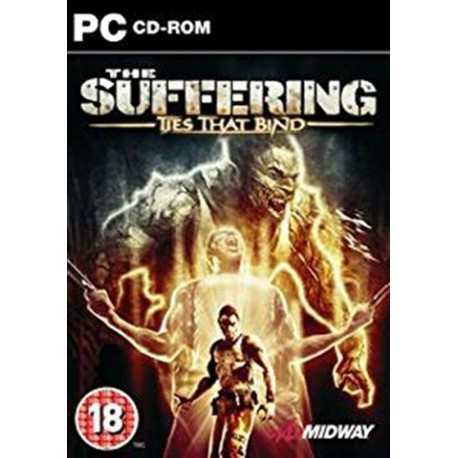PC Suffering, The - Ties That Bind (used)