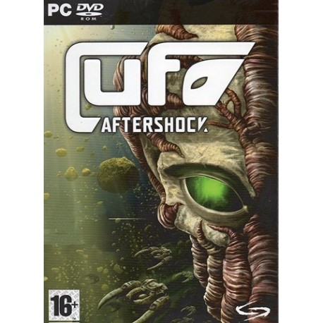 PC UFO Aftershock (used)