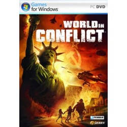 PC World In Conflict (used)