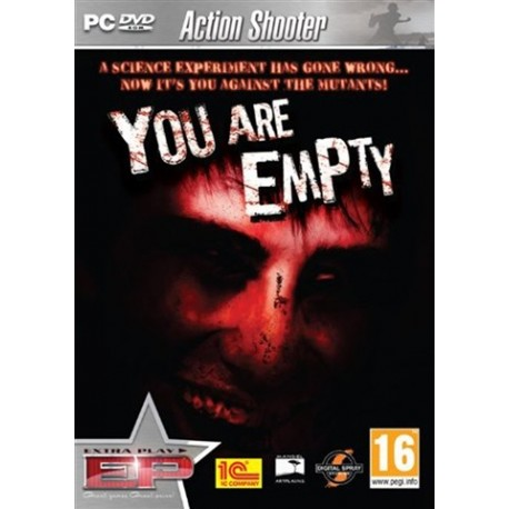PC You Are Empty (used)