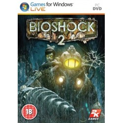 PC Bioshock 2 (new)