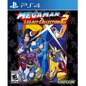 PS4 Megaman Collection 2 (US)