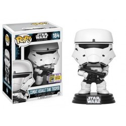 POP! Star Wars Rogue One: Combat Assault Tank Trooper no184 SDCC 2017 Bobble-Head Vinyl Figure