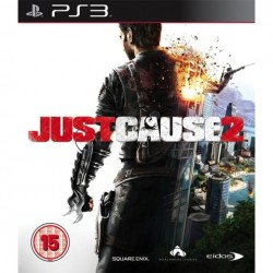PS3 Just Cause 2 (used)