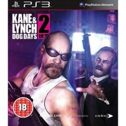 PS3 Kane & Lynch 2: Dog Days (used)
