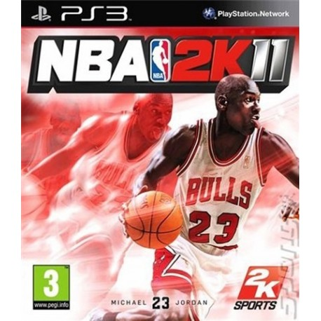 PS3 NBA 2K11 (used)