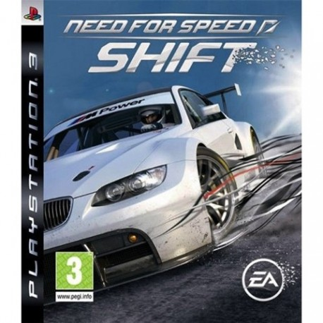 PS3 Need For Speed - Shift (used)