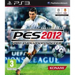 PS3 Pro Evolution Soccer 2012 (used)